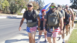 Group raises awareness in the name of veteran suicide and human trafficking