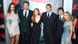 Amy Adams: 'Ben Affleck looked like Tin Man walking in Batman suit'