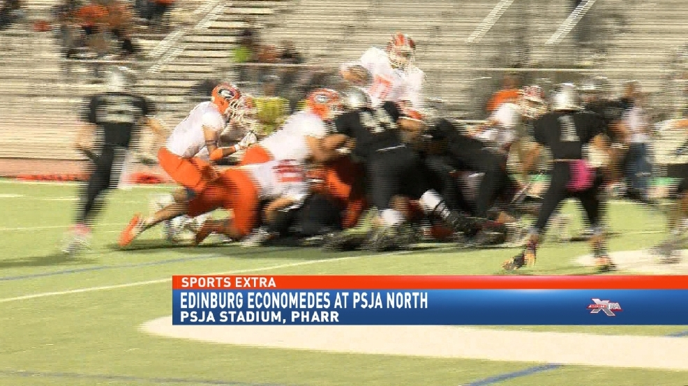 Economedes Makes Case For Playoffs With Win At PSJA North