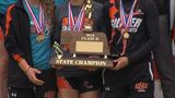 A hive of champions, Giltner girls track win fourth state title