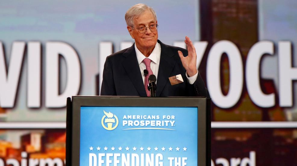 Billionaire David Koch Has Died At Age 79 Wtvc