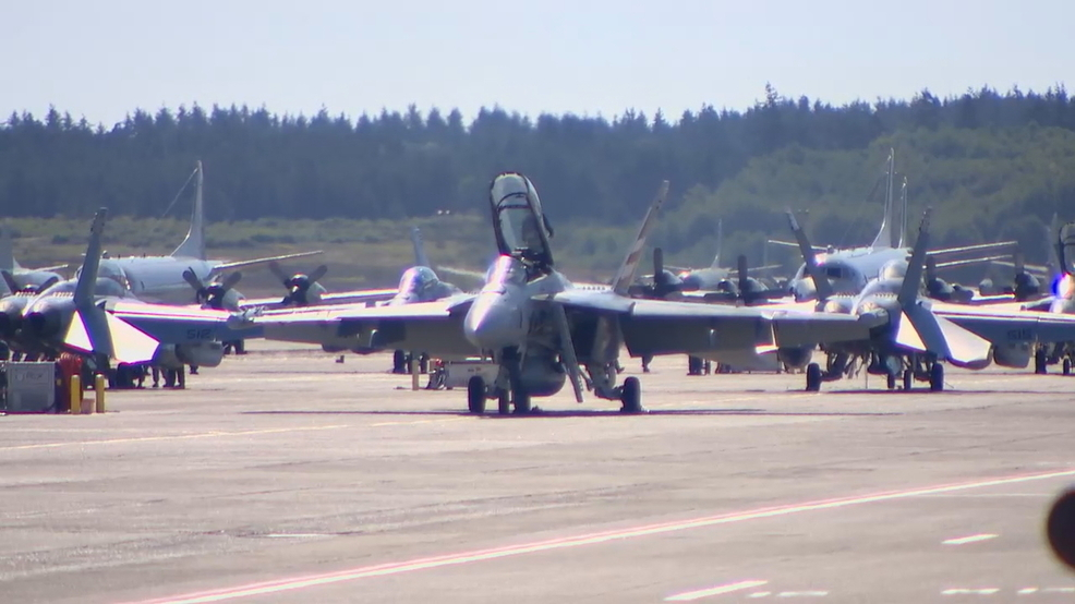 State sues Navy over expanded operations on Whidbey Island