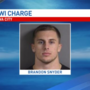 Hawkeye football player charged with OWI