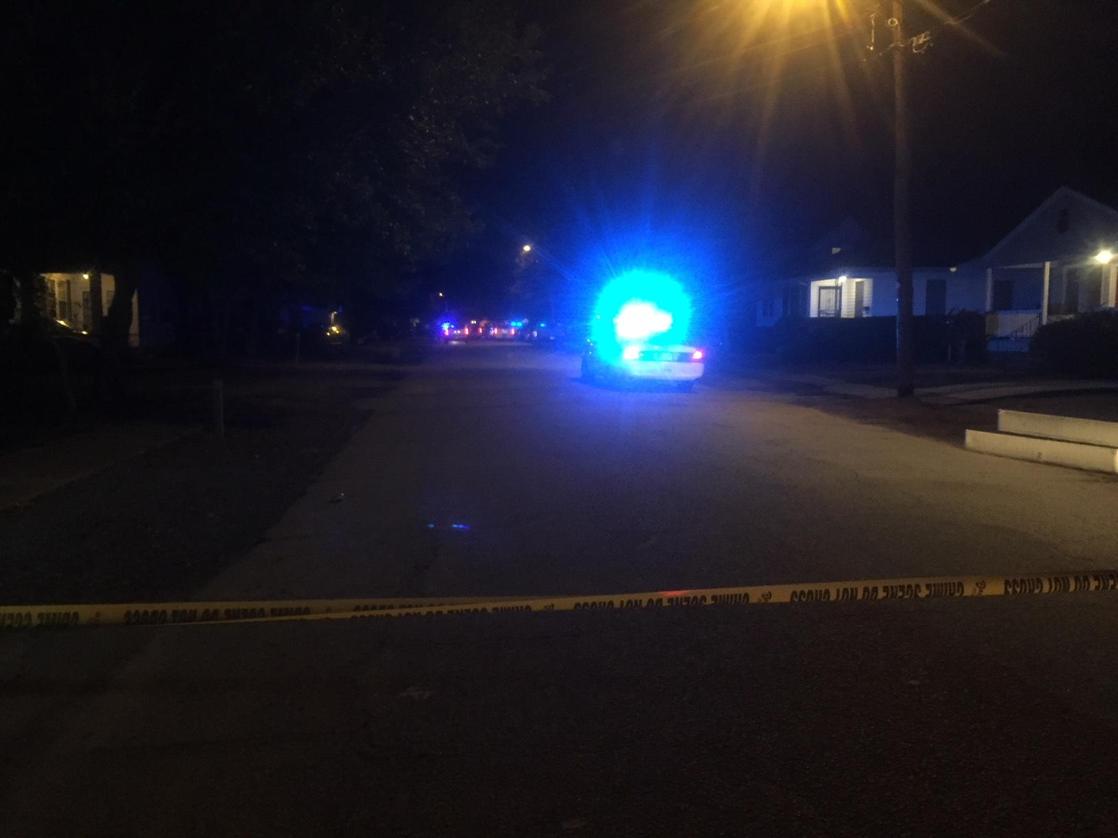 Admiral Drive blocked amid shooting investigation (WCIV)