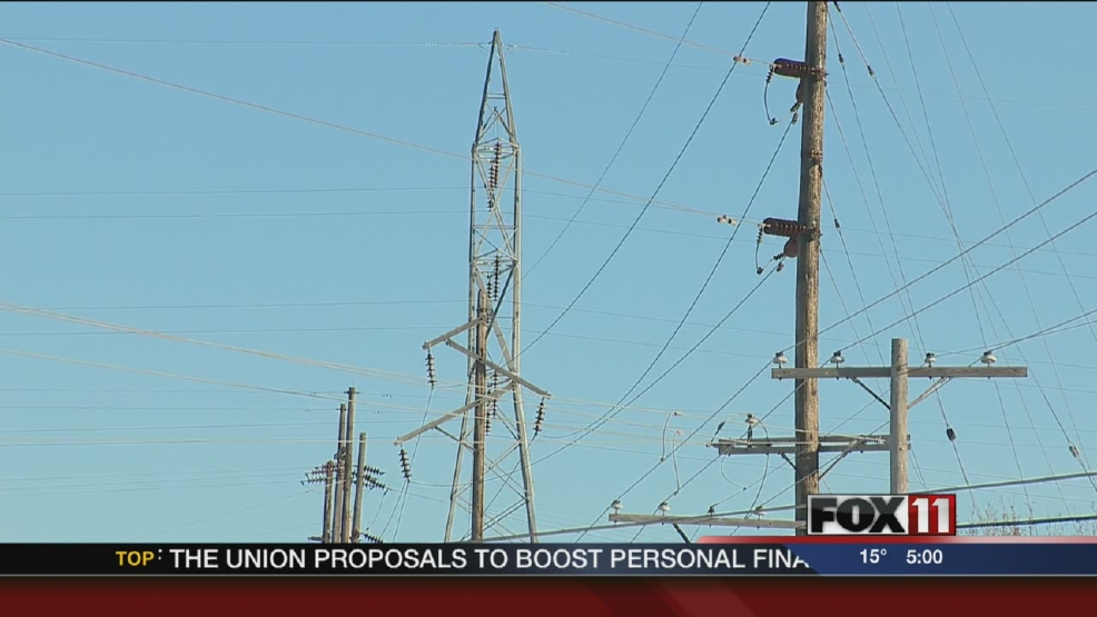 Brown Co. power restored