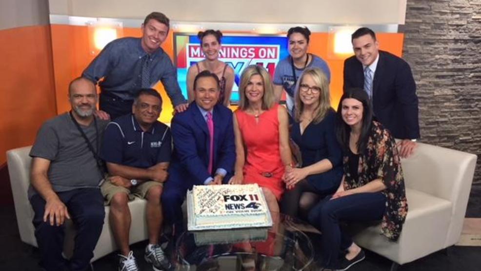Bill Frankmore celebrates 20 years at News 4-Fox 11! | KRNV