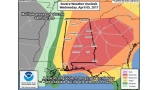 The Weather Authority | Dangerous Severe Weather Threat Tomorrow