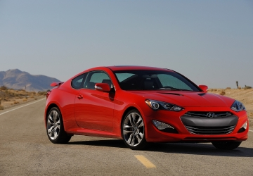 2010-2016 Hyundai Genesis Coupe recalled to fix airbag issue