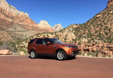5 things to know about the 2017 Land Rover Discovery