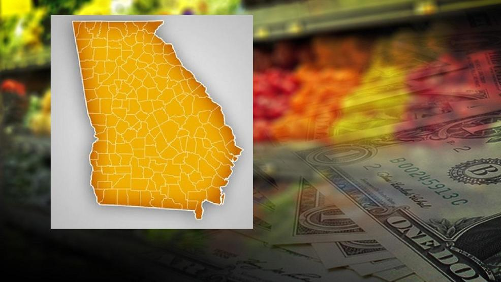 Georgia's DFCS issues food stamps early during partial