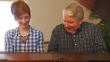 Local pastor and daughter featured in viral video