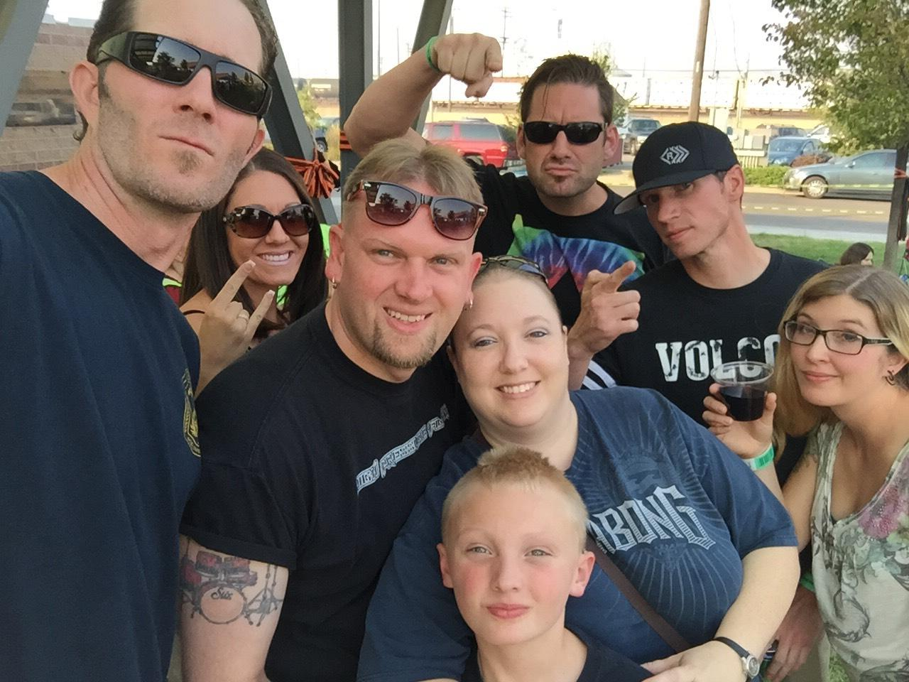 Craig Schmidt of West Jordan died from  injuries he sustained after crashing his motorcycle on Bangerter Highway.{&amp;nbsp;}(Photo: James Crocker)<p></p>