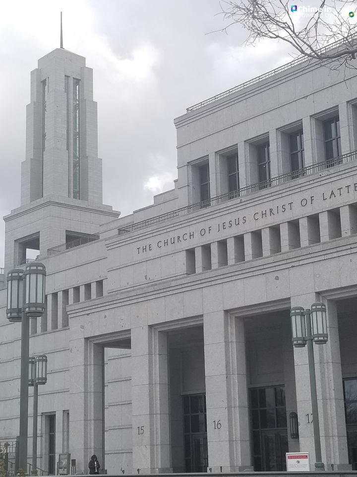 "To the puzzlement of those who are not members of The Church of Jesus Christ of Latter-day Saints, and the excitement of those who are, church President Russell M. Nelson announced he would convene a ""solemn assembly"" of church members on Sunday morning. (Photo: Larry D. Curtis / KUTV FILE)"
