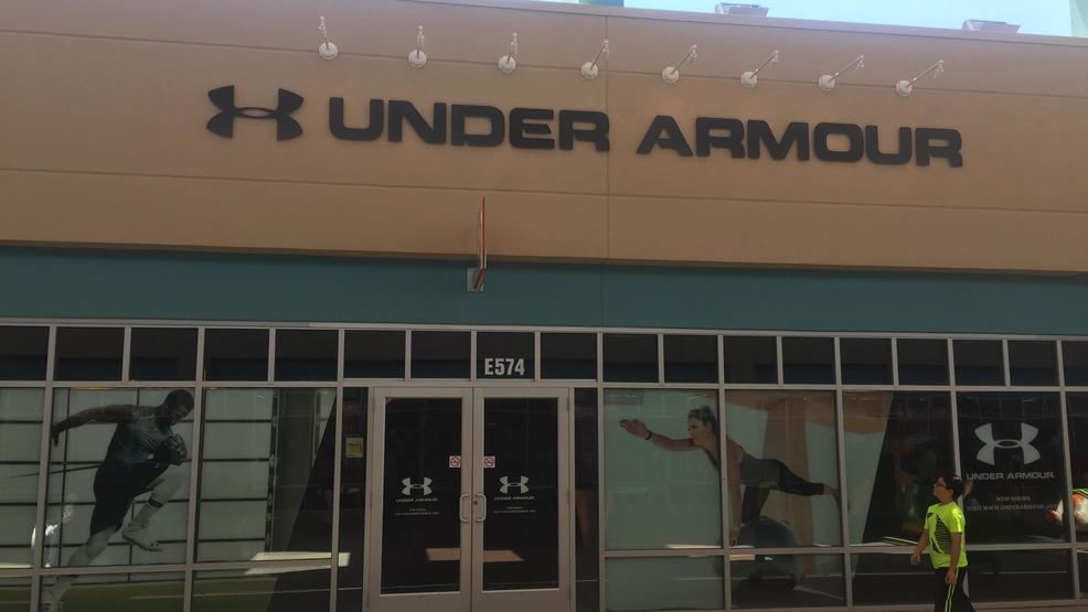 Under Armour Store To Open At The Outlet Shoppes Of El Paso