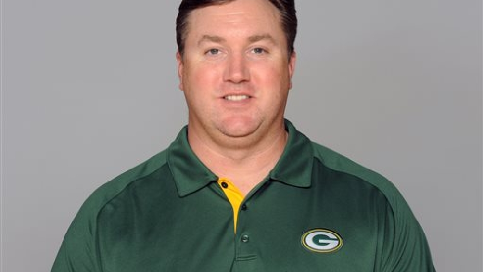 FILE - This is a 2012 file photo showing Green Bay Packers coach Alex Van Pelt.  Van Pelt may have one the toughest and easiest assistant coaching jobs in the NFL. He might be the new quarterbacks coach of the Packers, but in one sense there?s only so much wisdom Van Pelt can impart when his top pupil is Aaron Rodgers. (AP Photo/File)