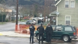 Man taken into custody after standoff in Roseburg