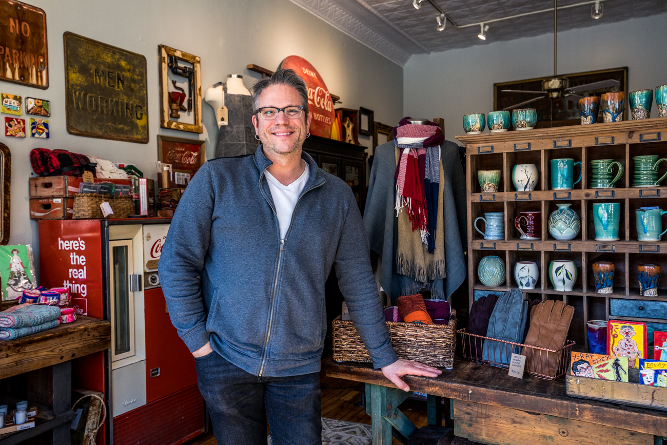 Buyer and proprietor{ }Matthew Litteken / Image: Catherine Viox{ }// Published: 3.3.20