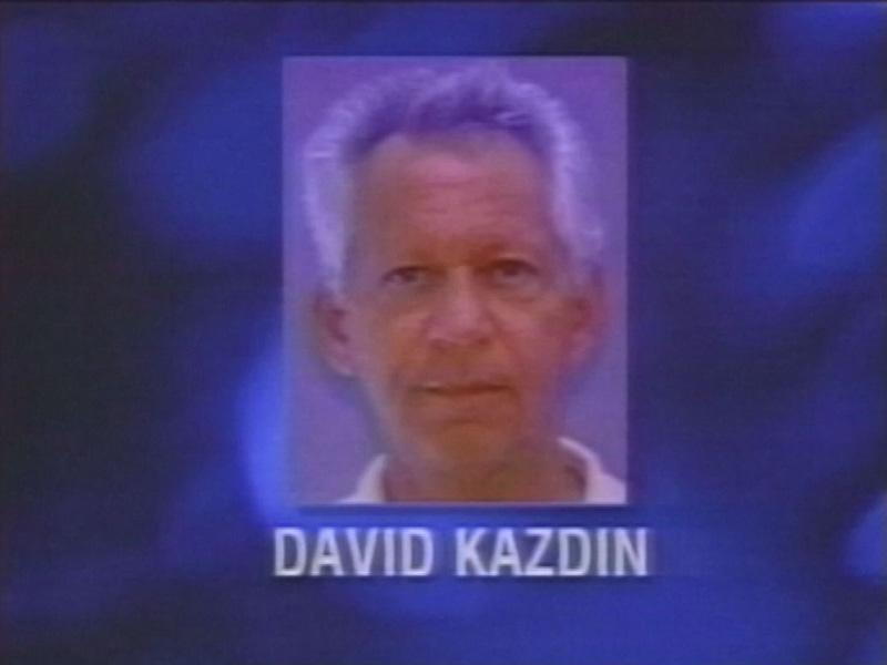 David Kazdin's body was found in a trash bin at the LA Airport earlier in 2000 (Tom Hawley | KSNV).