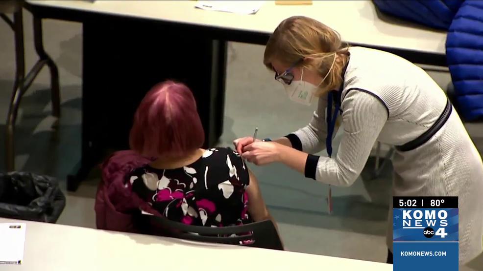 Amid rising number of delta variant cases, Washington health officials anxious - KOMO News