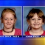 Sisters, ages 6 and 8 from Kenosha County found in Kansas