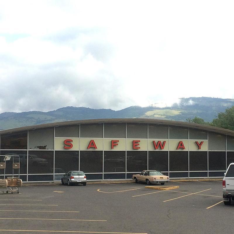 Reports Say Albertsons Bidding On Former Ashland Safeway Store Ashland Tidings