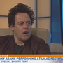 Comedian Orny Adams performing at Lilac Fest
