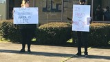 Prichard residents protest 30-day suspension from city council