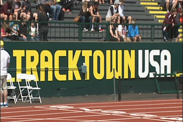 TrackTown has transformed over the years as Hayward Field invites the world's best athletes to compete in Eugene. SBG image