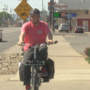 Army vet raising awareness for PTSD, veteran suicide by biking the U.S.