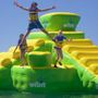 Splash-n-Dash Aqua Park opening up at Lake McSwain